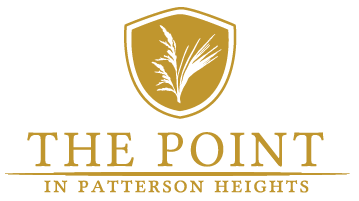 Point in Patterson Heights logo